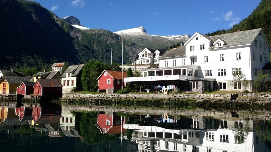 Fjærland Fjordstove Hotell