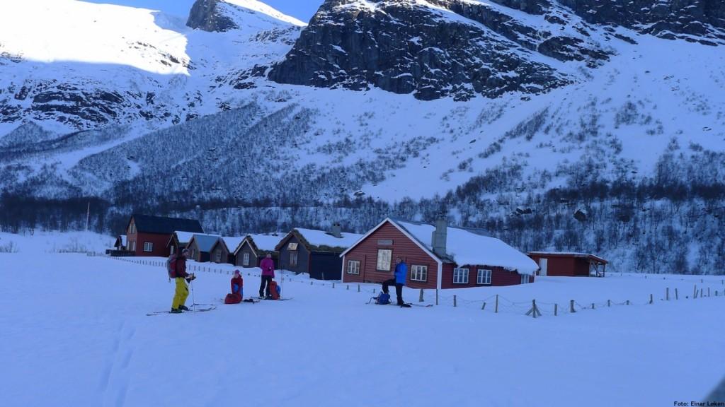 Morgonstund på Bødalssætra. Foto: Einar Løken